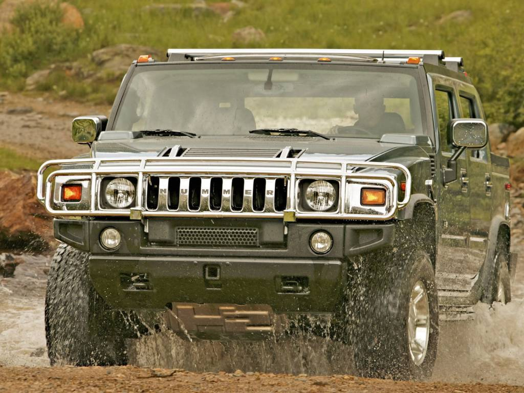 Фото автомобиля Hummer Hummer…