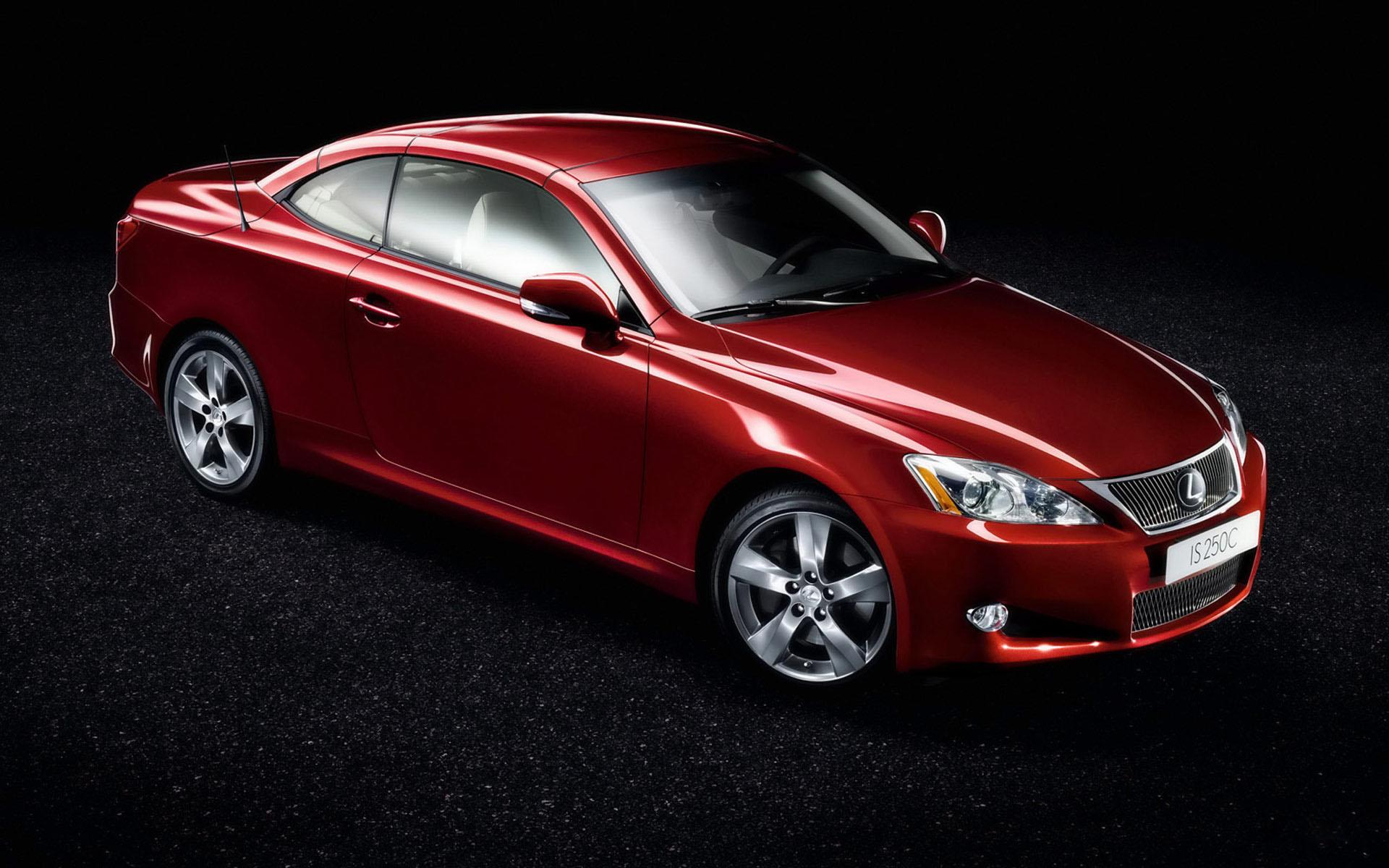 Lexus IS 250 C 1920x1200