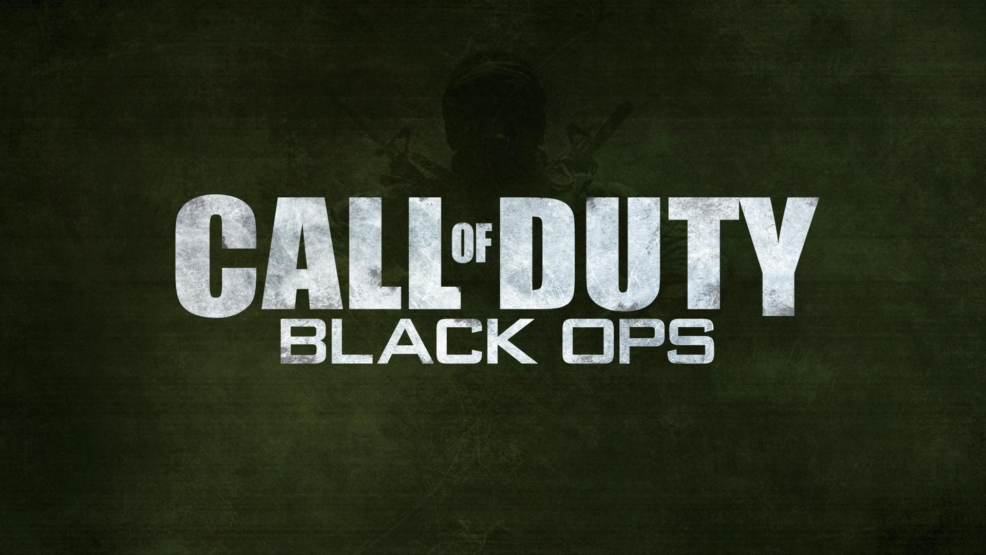Call of Duty: Black Ops 1920x1080