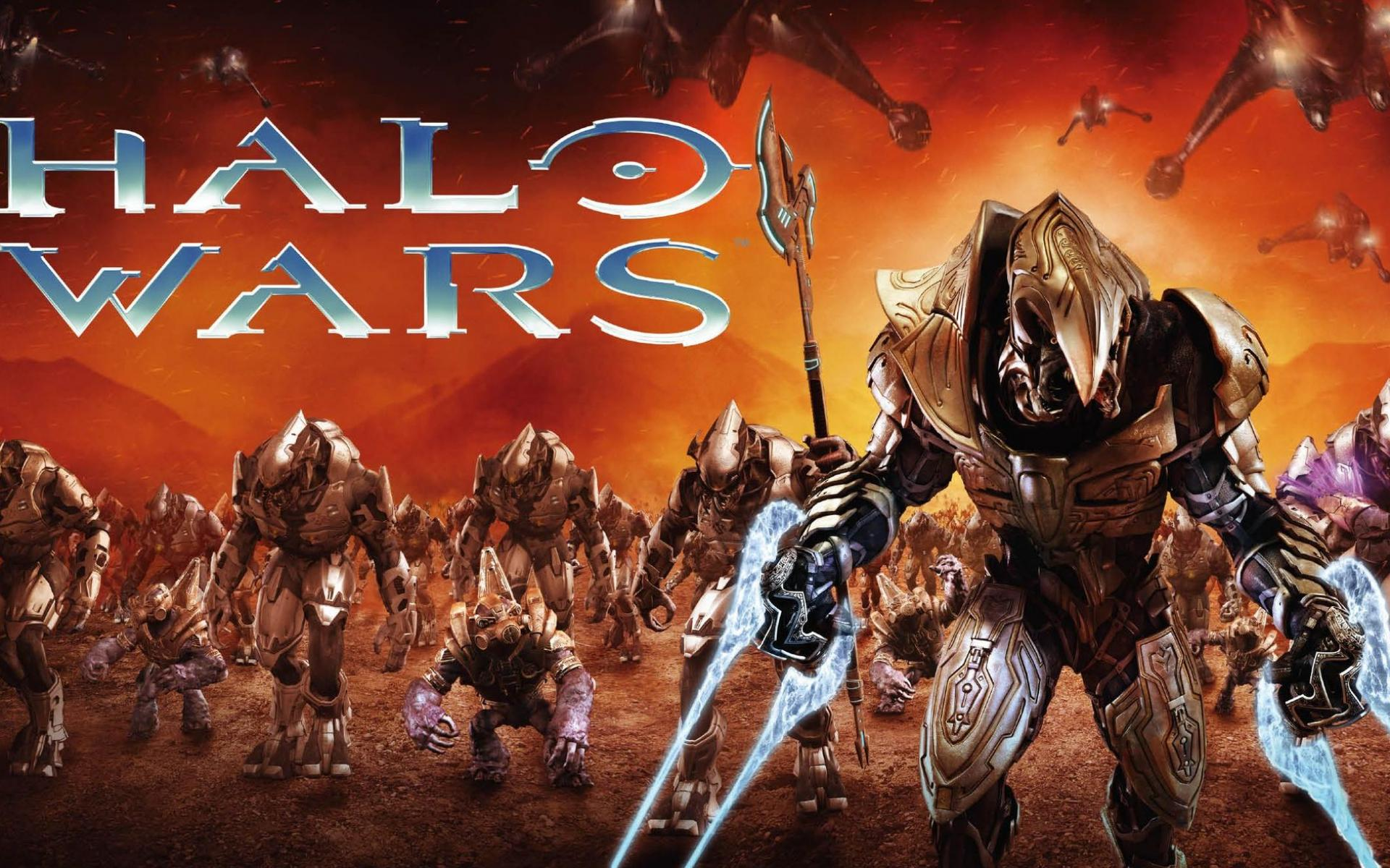 Halo Wars The Evil Side 1920x1200