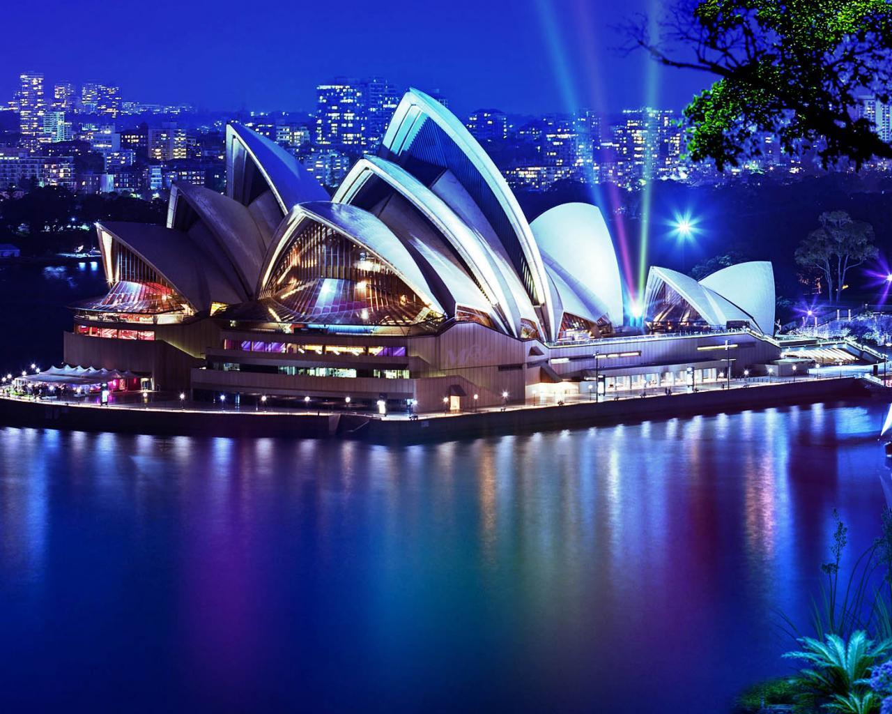 Оперного тестра в сиднее австралия