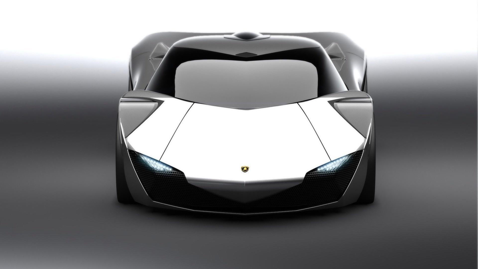Серый автомобили машины авто 1920x1080