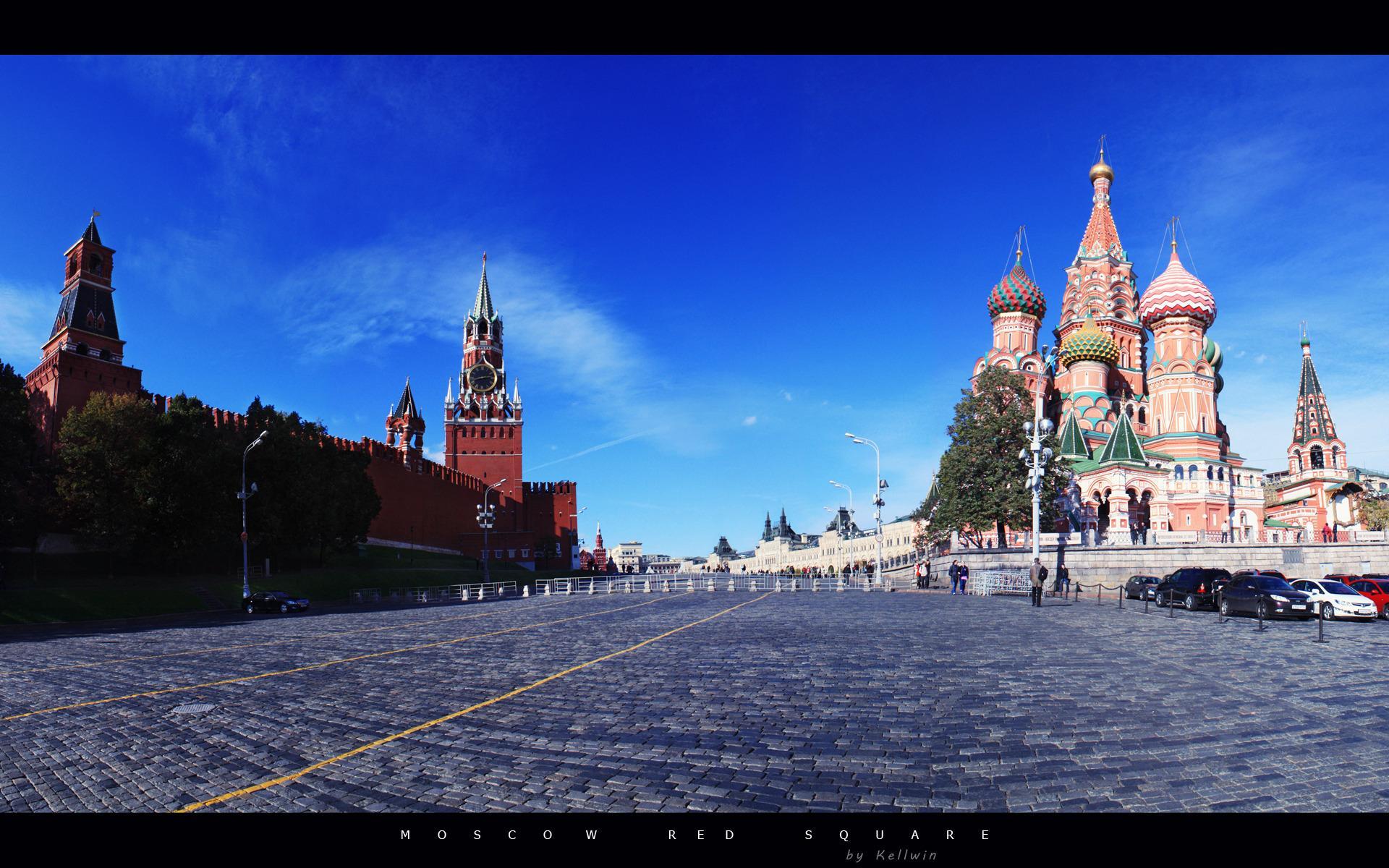 Москва обои на рабочий стол скачать бесплатно 18