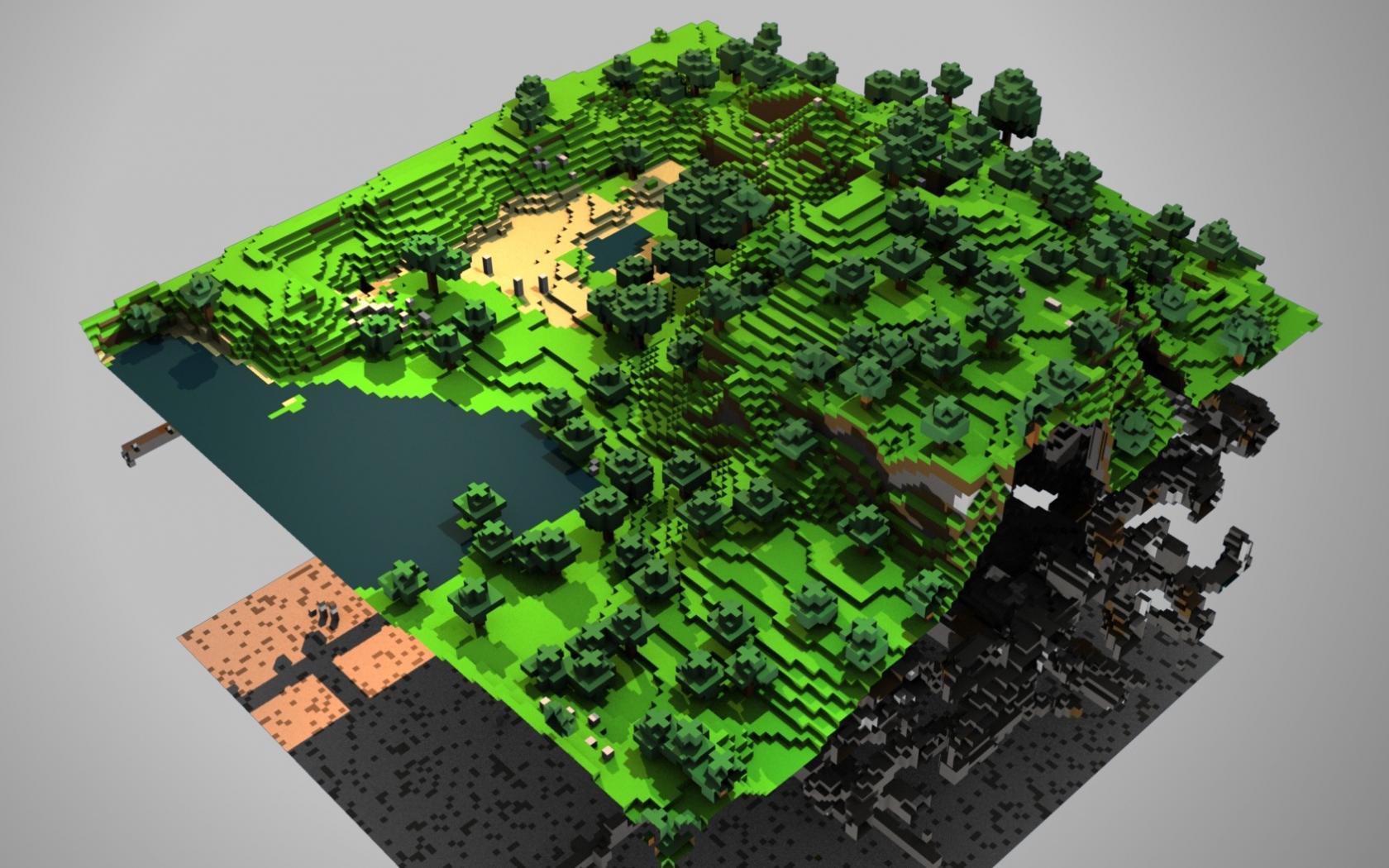 К игре minecraft v1 0 0 final обои для рабочего