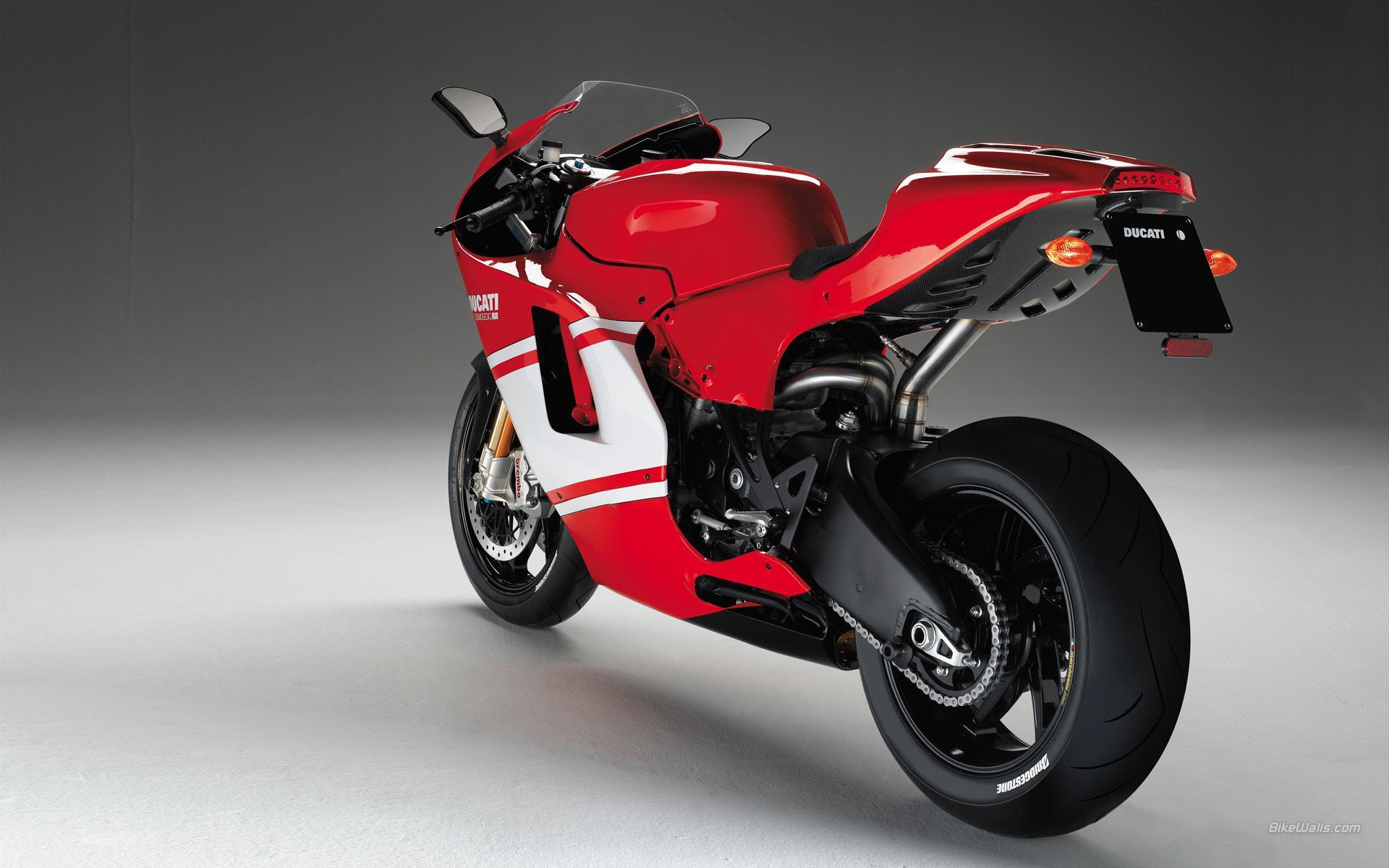 Обои Ducati, rr, desmosedici. Мотоциклы foto 6