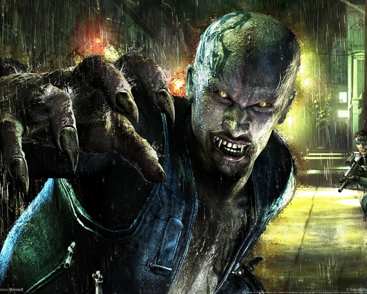 Обои игры игра Games Pubg Playerunknowns картинки на: Vampire Rain, Game, Pc Games, игра, видео игры