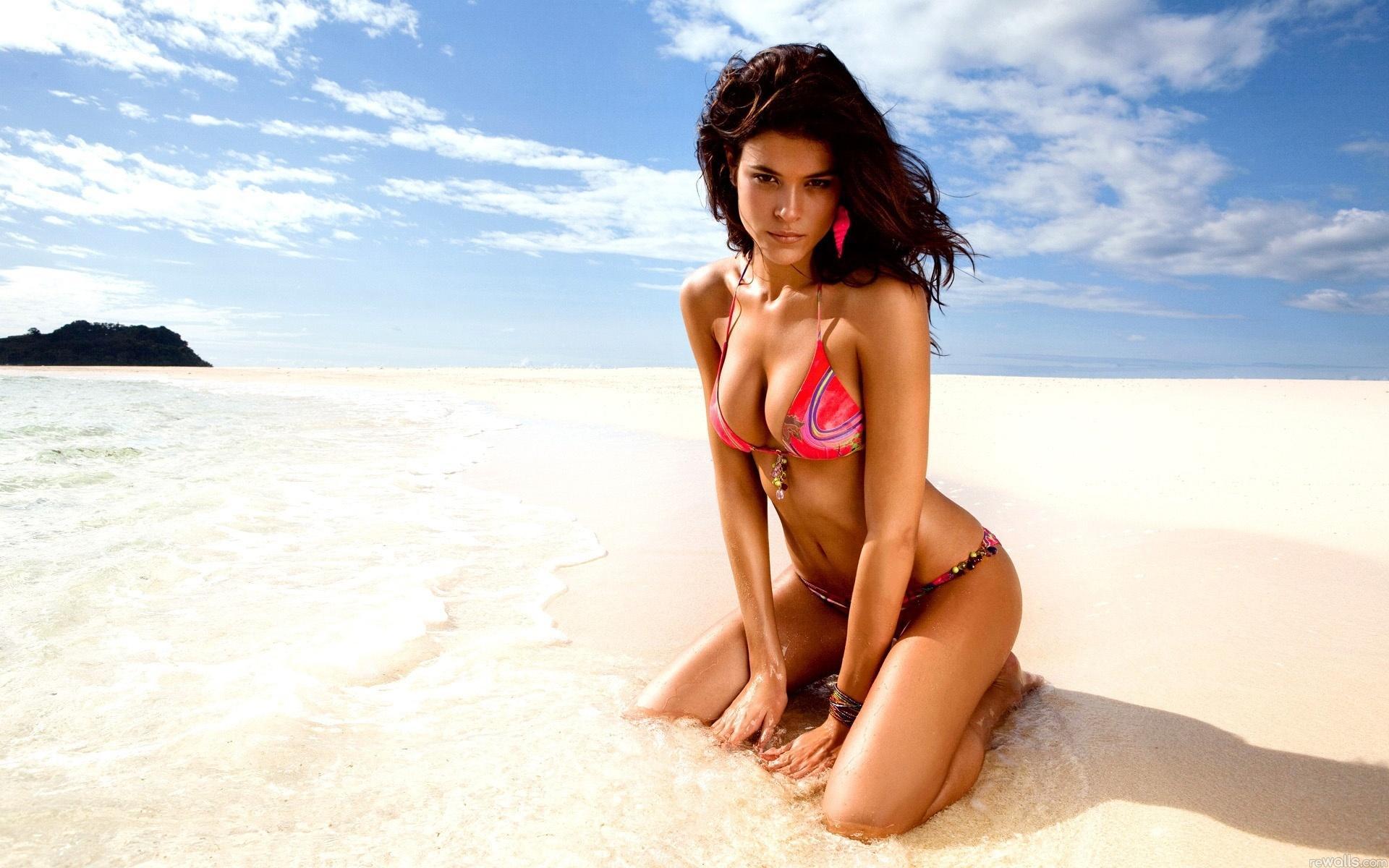 Позы на фото для пляжей