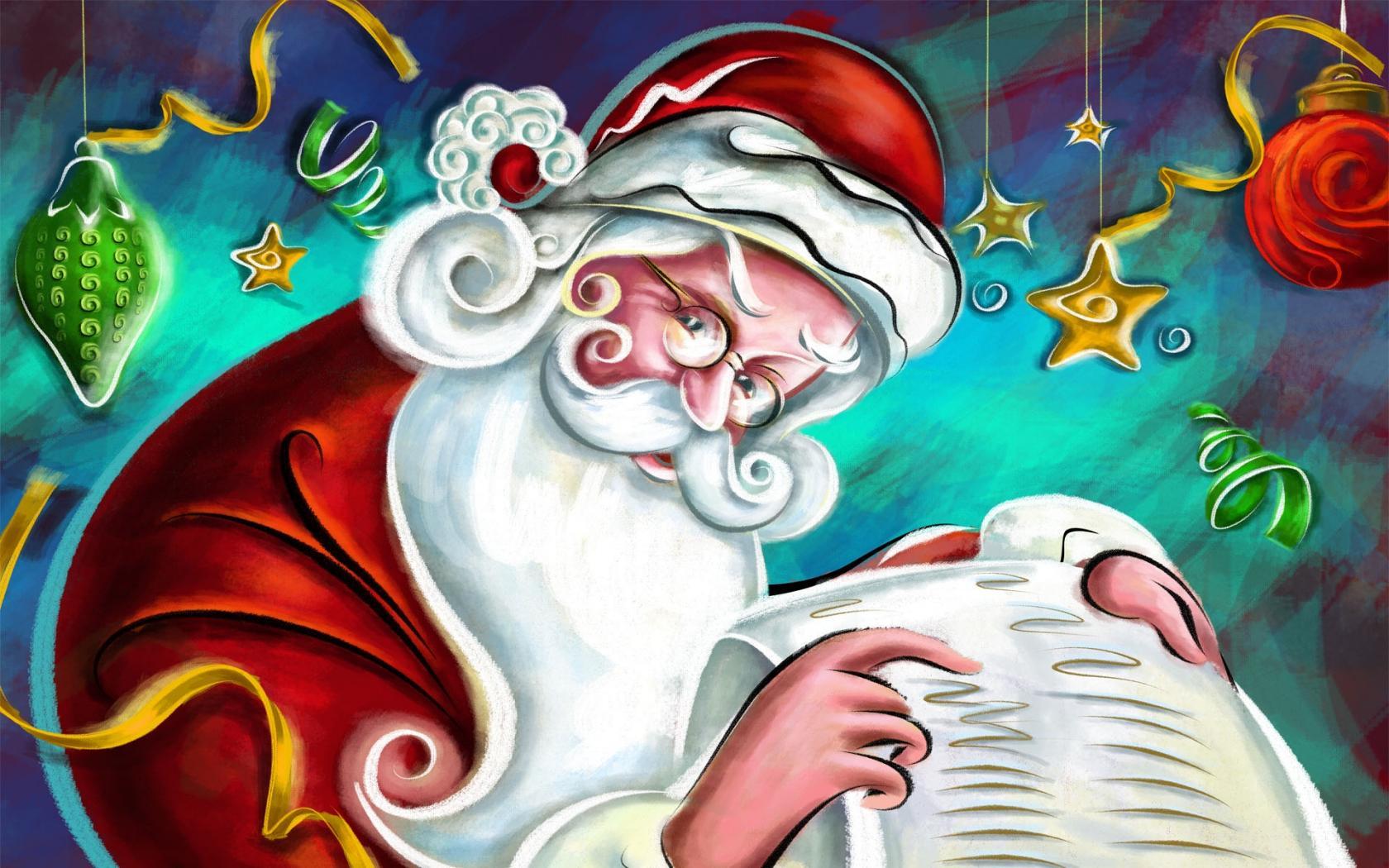 Санта и три его сисястые снегурочки 25 фотография