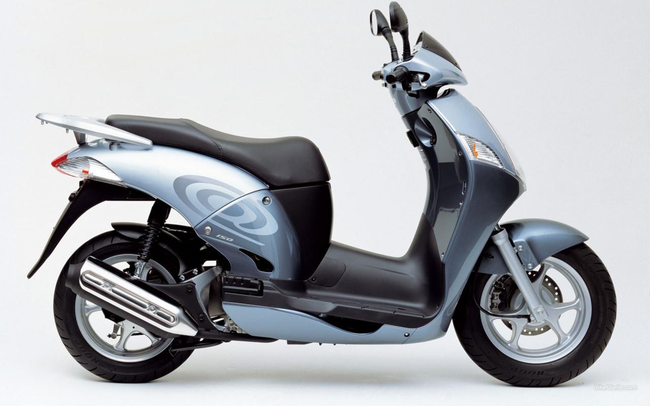 скутер honda фото