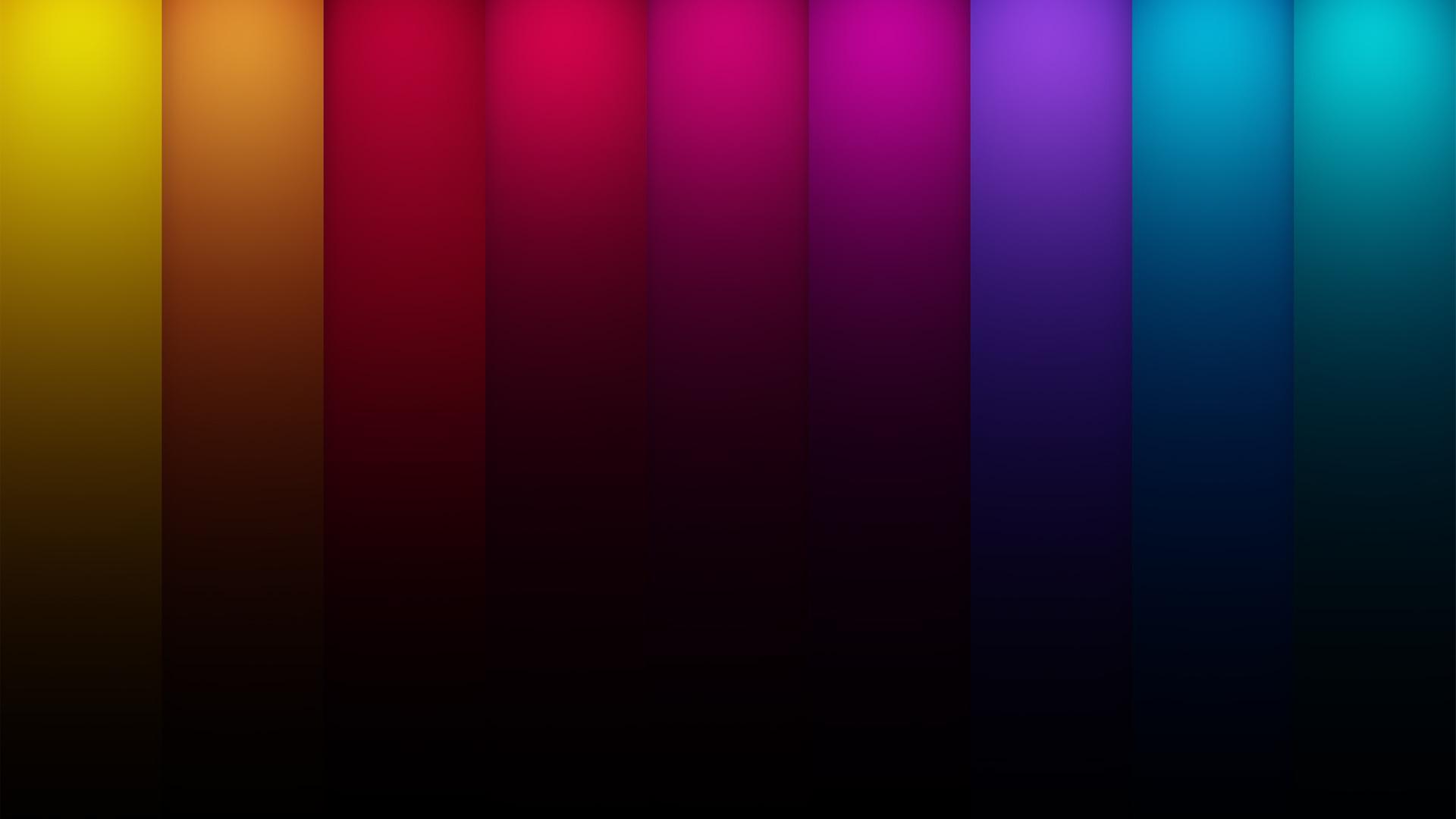 Цветные обои