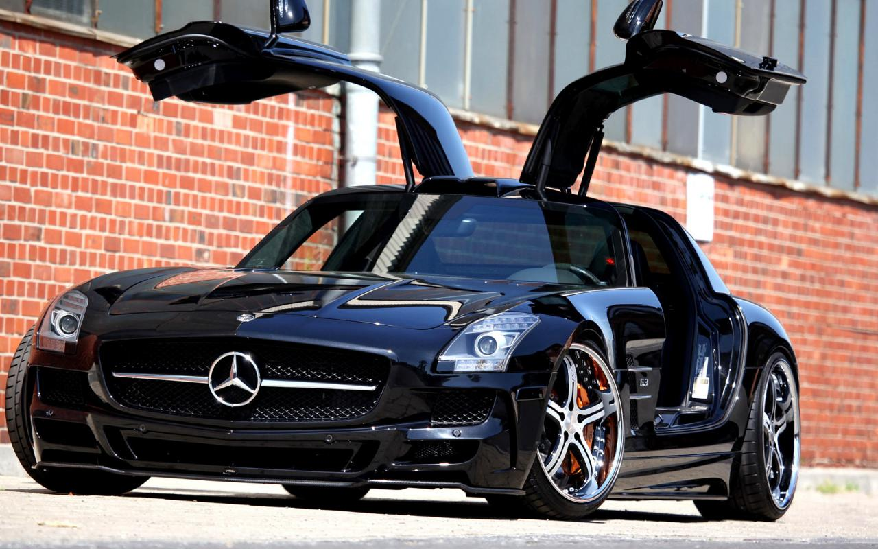 Мерседес, mercedes, benz, sls, amg, mec-design, авто, тачки, авто, cars, auto wallpapers 1280x800