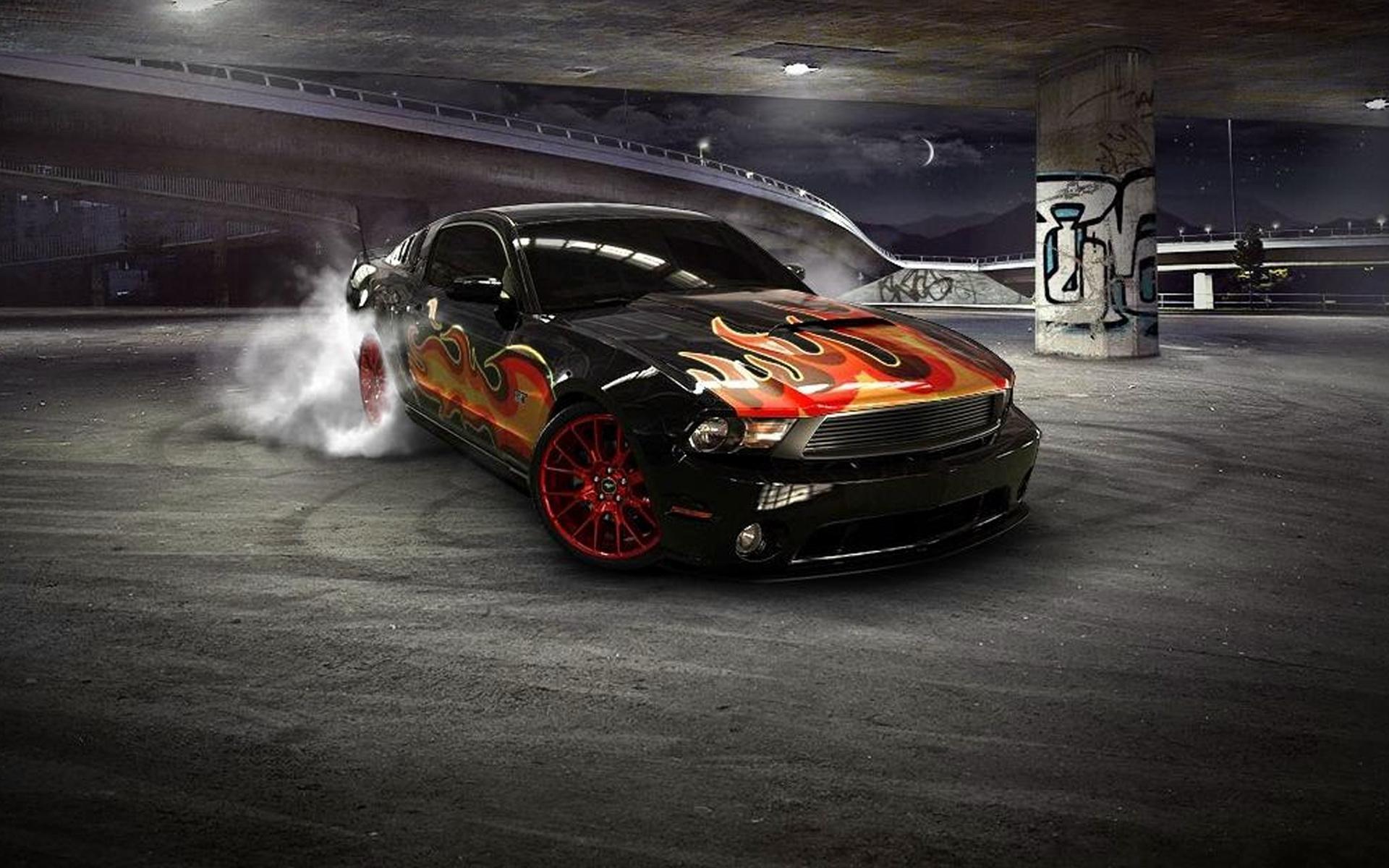 Hot Race Car Girls