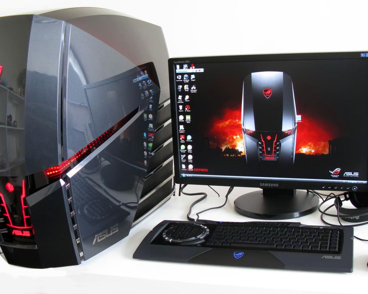 Компьютеры геймерский компьютер 1280x1024