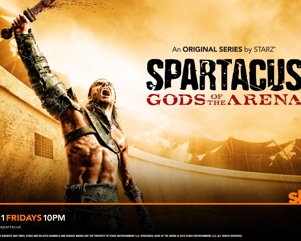 Spartacus Blood And Sand German