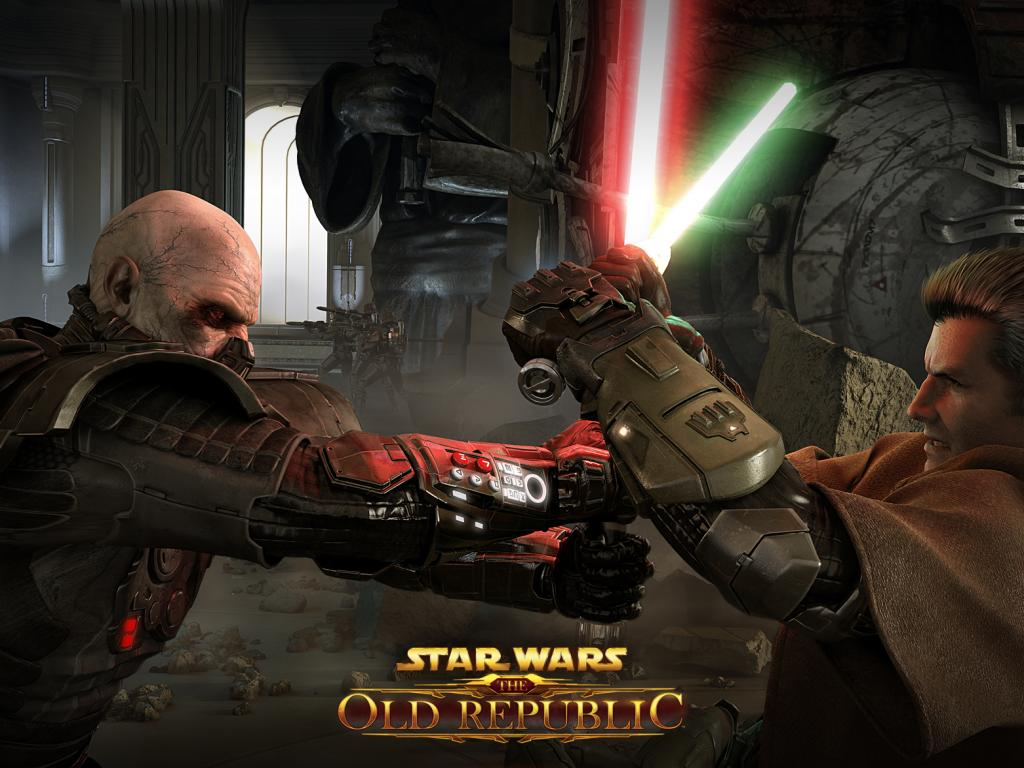 К игре Star Wars Old Republic 1024x768