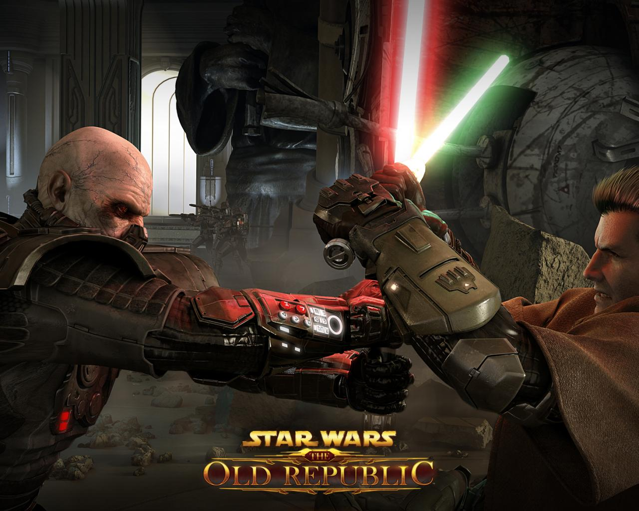 К игре Star Wars Old Republic 1280x1024