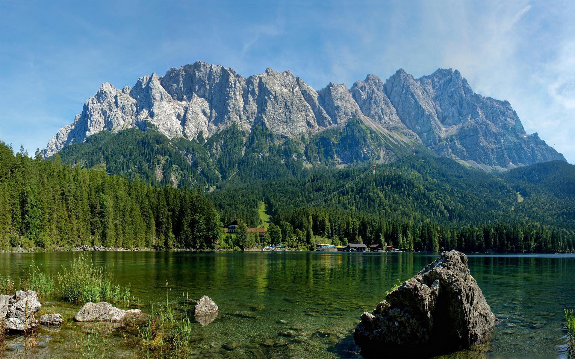 Природа природа весна горы река озеро