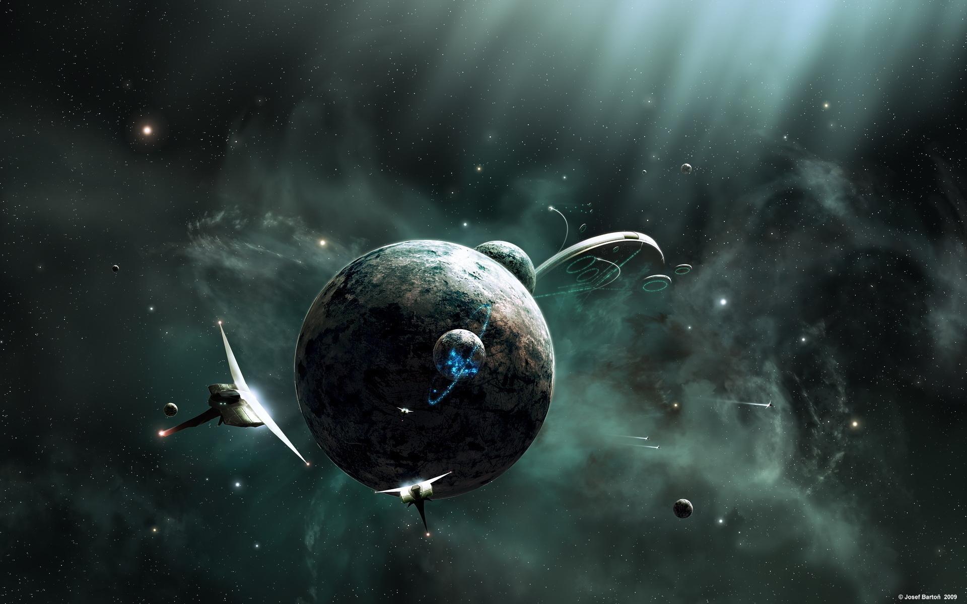 космическое пространство картинки