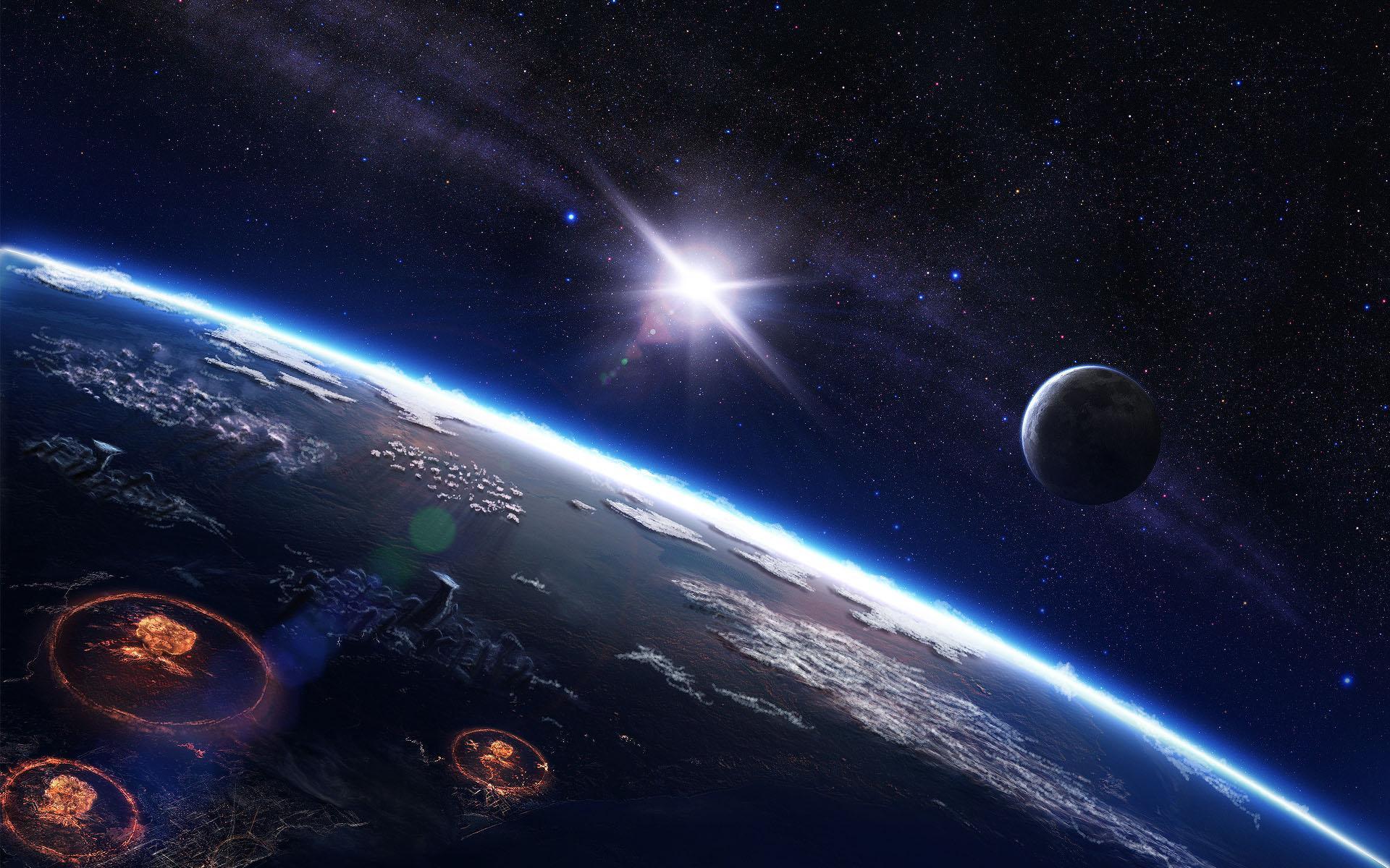 Обоев реклама обои космос космос