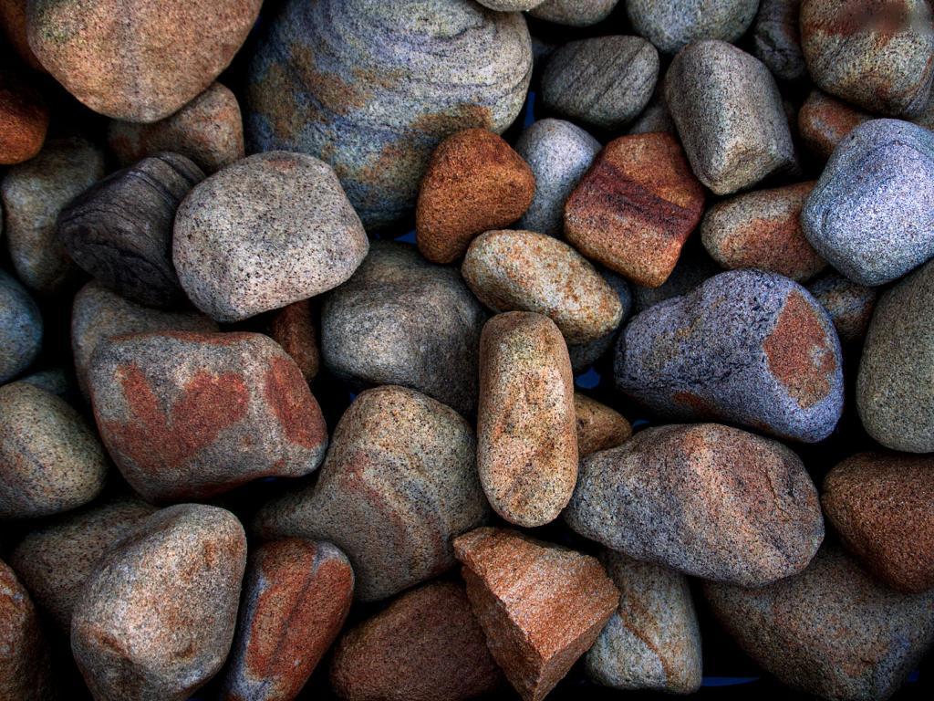 Камни, булыжники, щебень, щебенка обои для рабочего стола ...