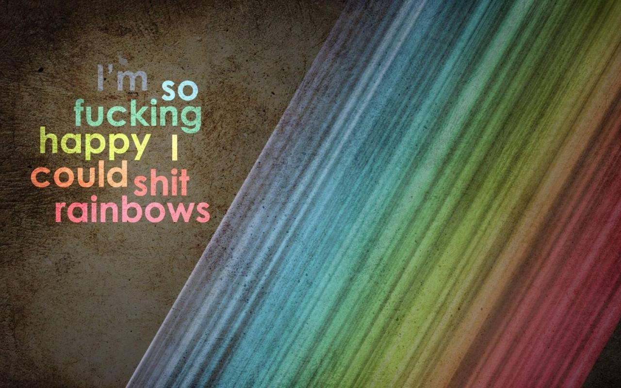 Картинка со всеми цветами радуги 6