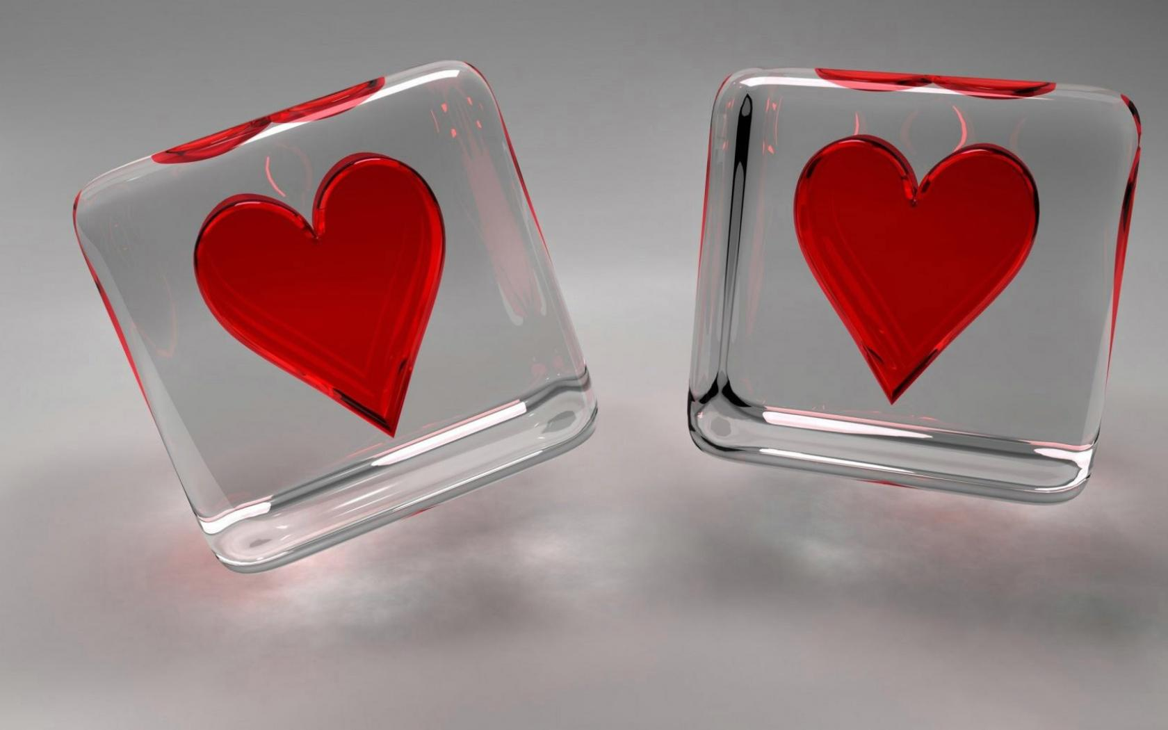 сердечки картинки на рабочий стол