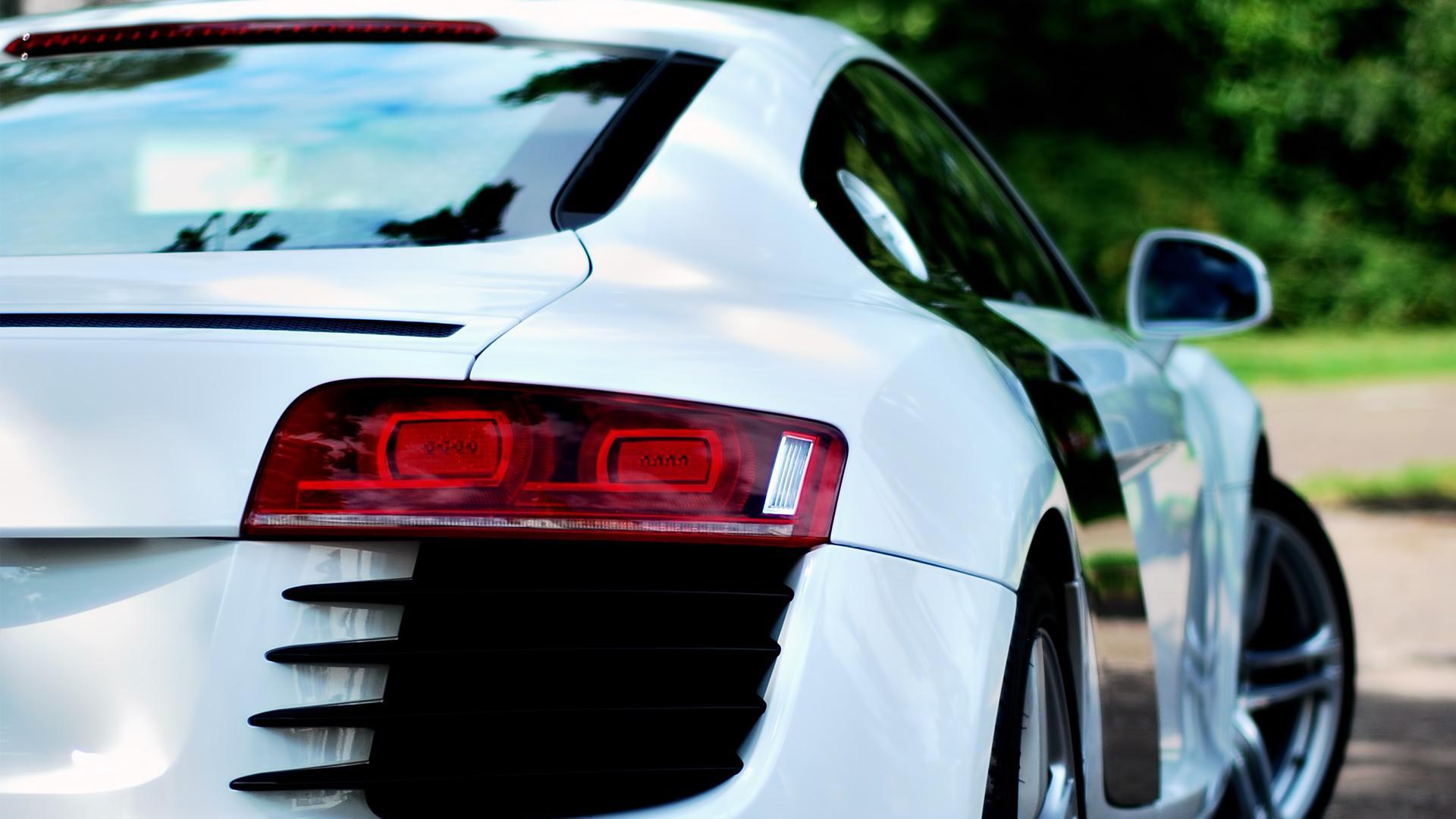 Audi ауди r8 фара автомобили машины