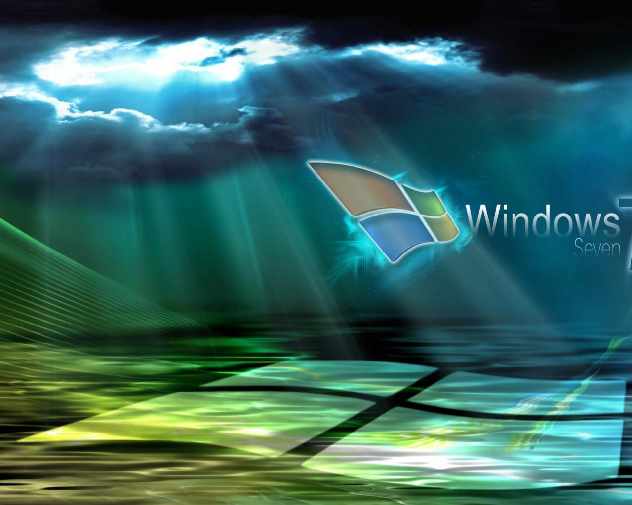 Windows 7 для рабочего стола обои для