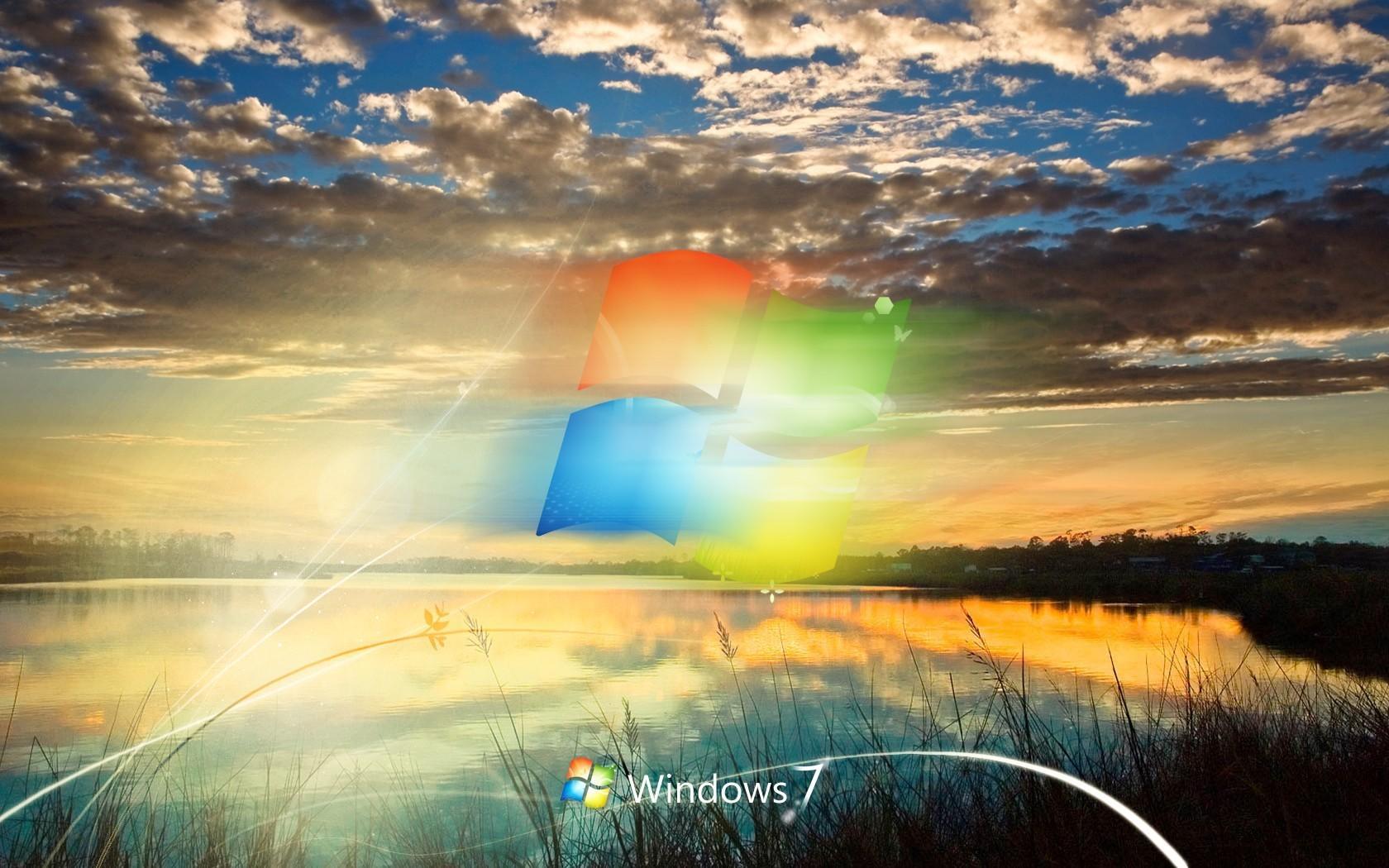 обои рабочего стола windows 7 природа