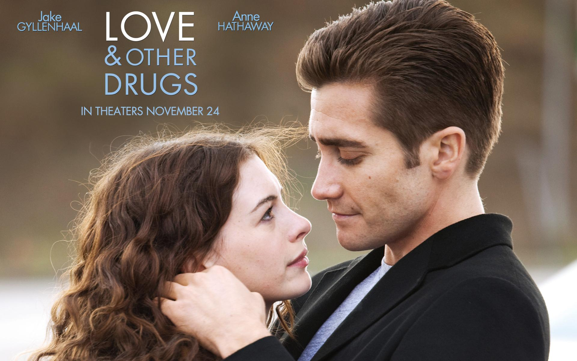 Любовь и другие лекарства, Love and Other Drugs 1920x1200