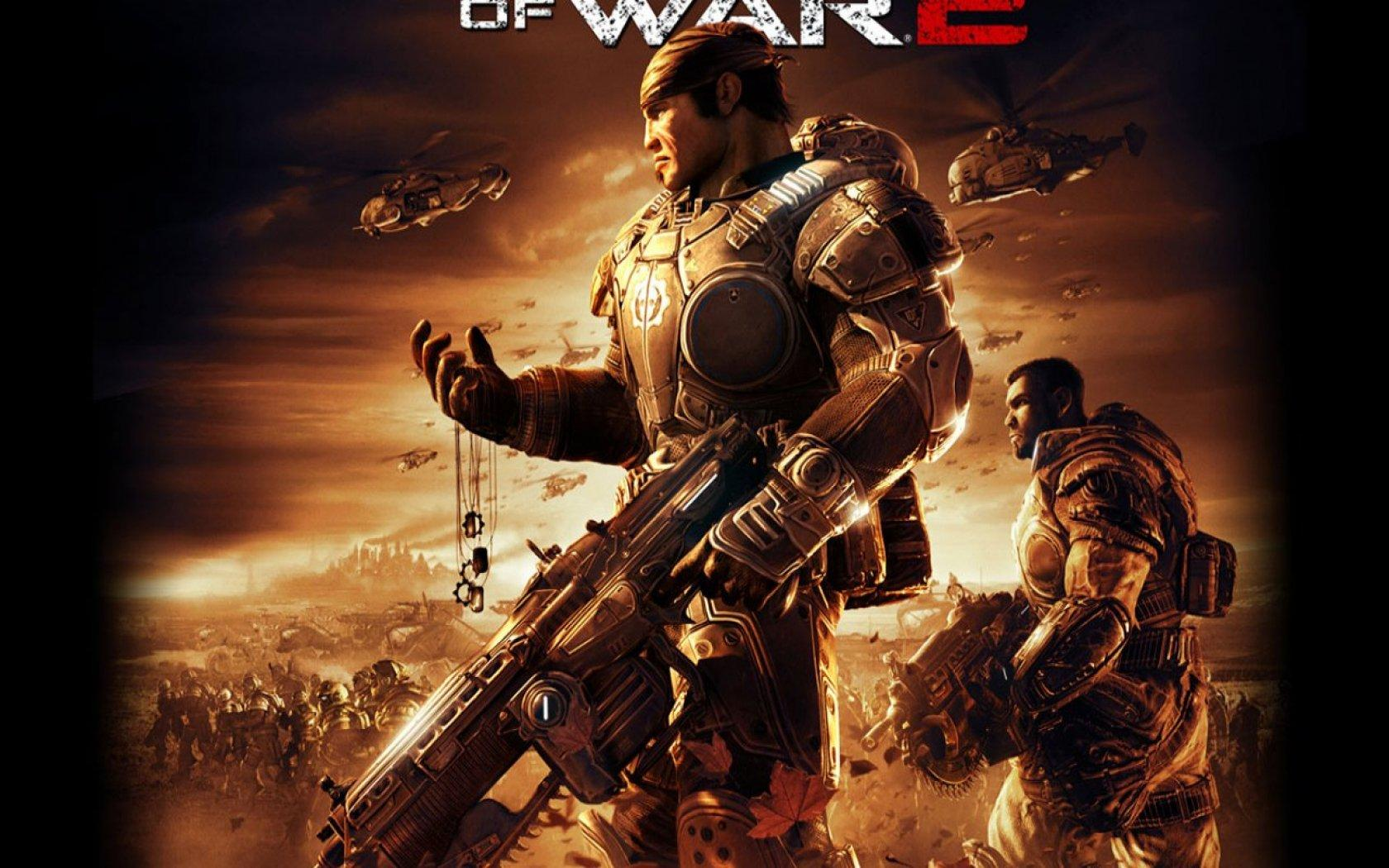 Gears of War 2-4 1680x1050