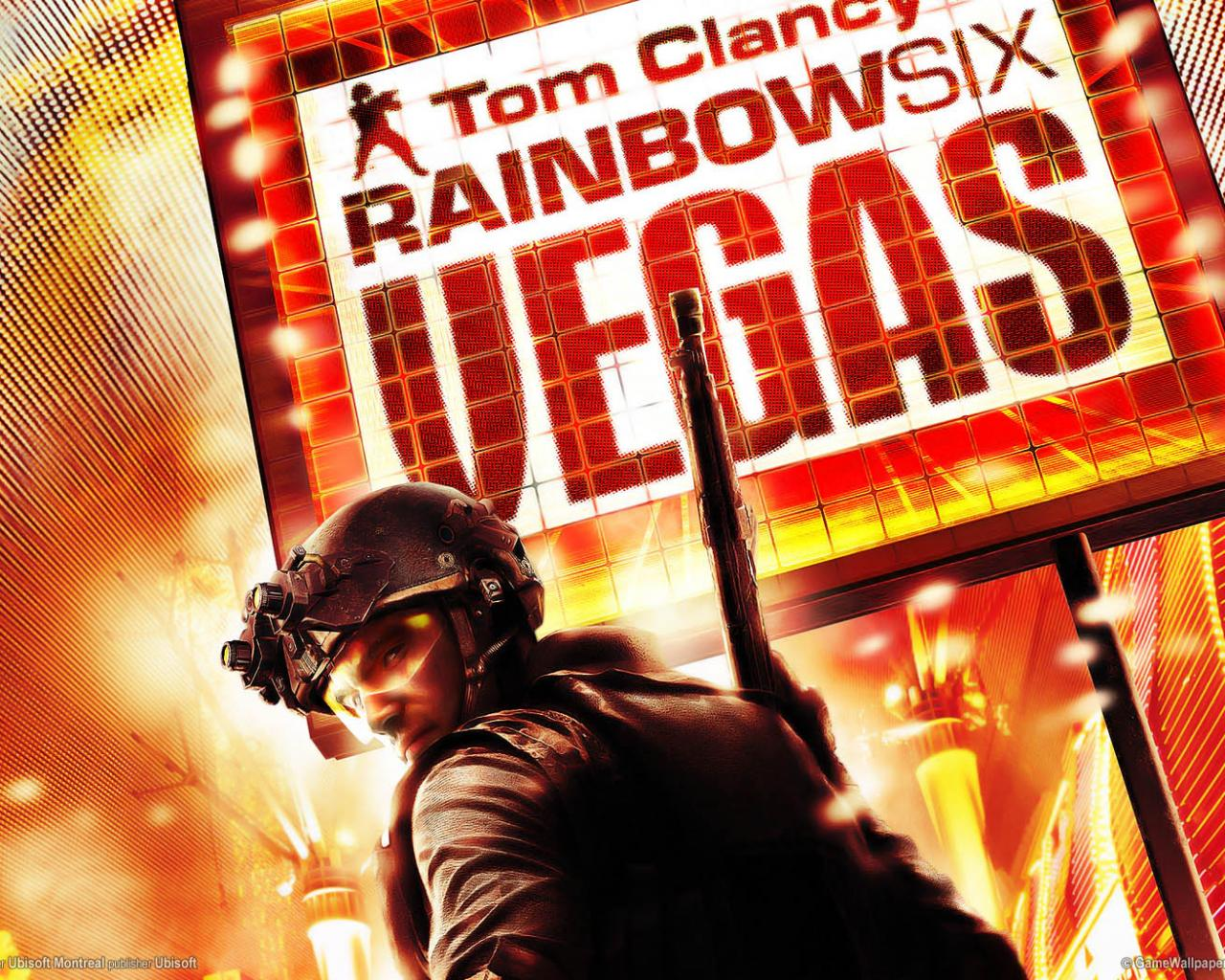 Rainbow Six: Vegas 1280x1024