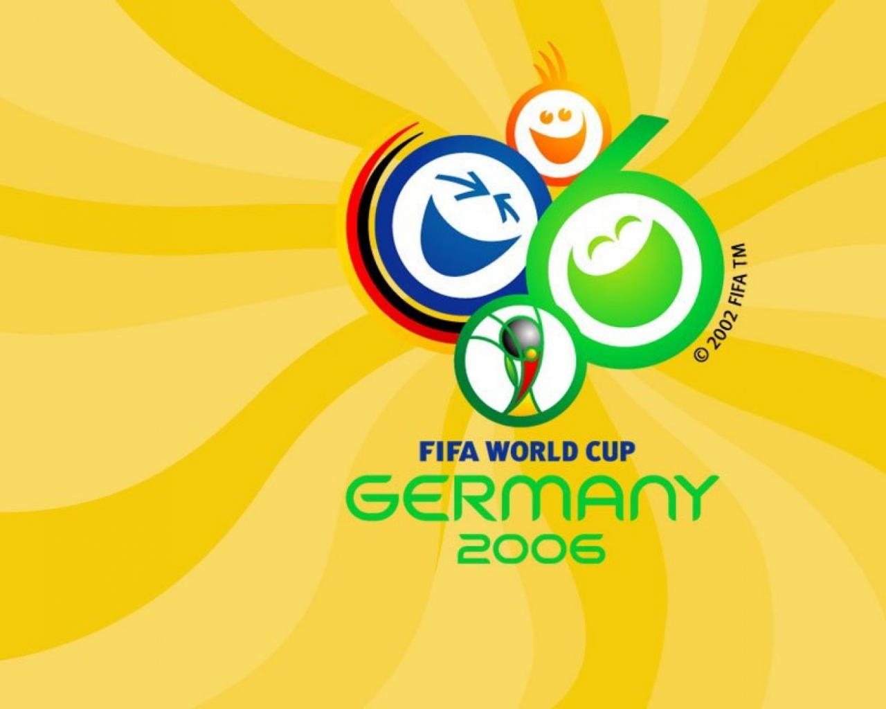 World Cup Yellow 1280x1024