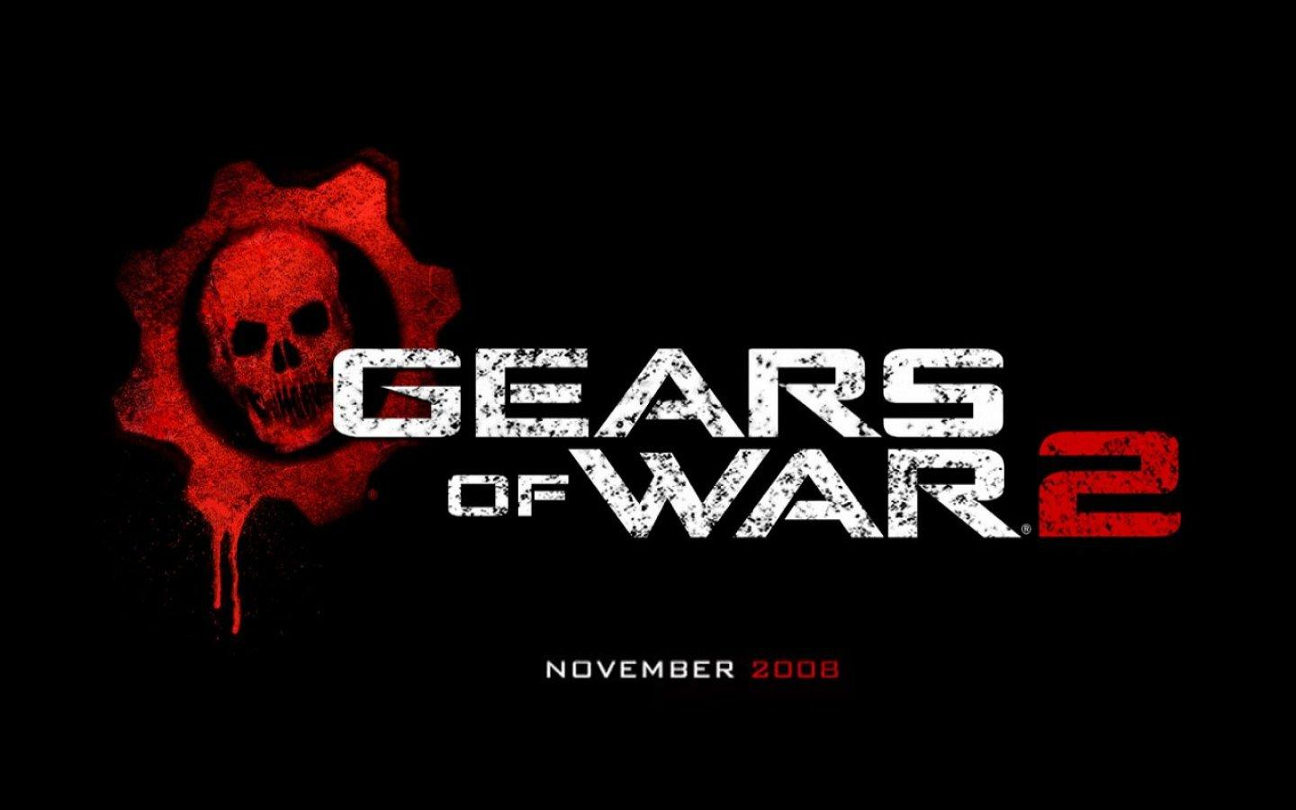 Gears of War 2? november 2008 1440x900