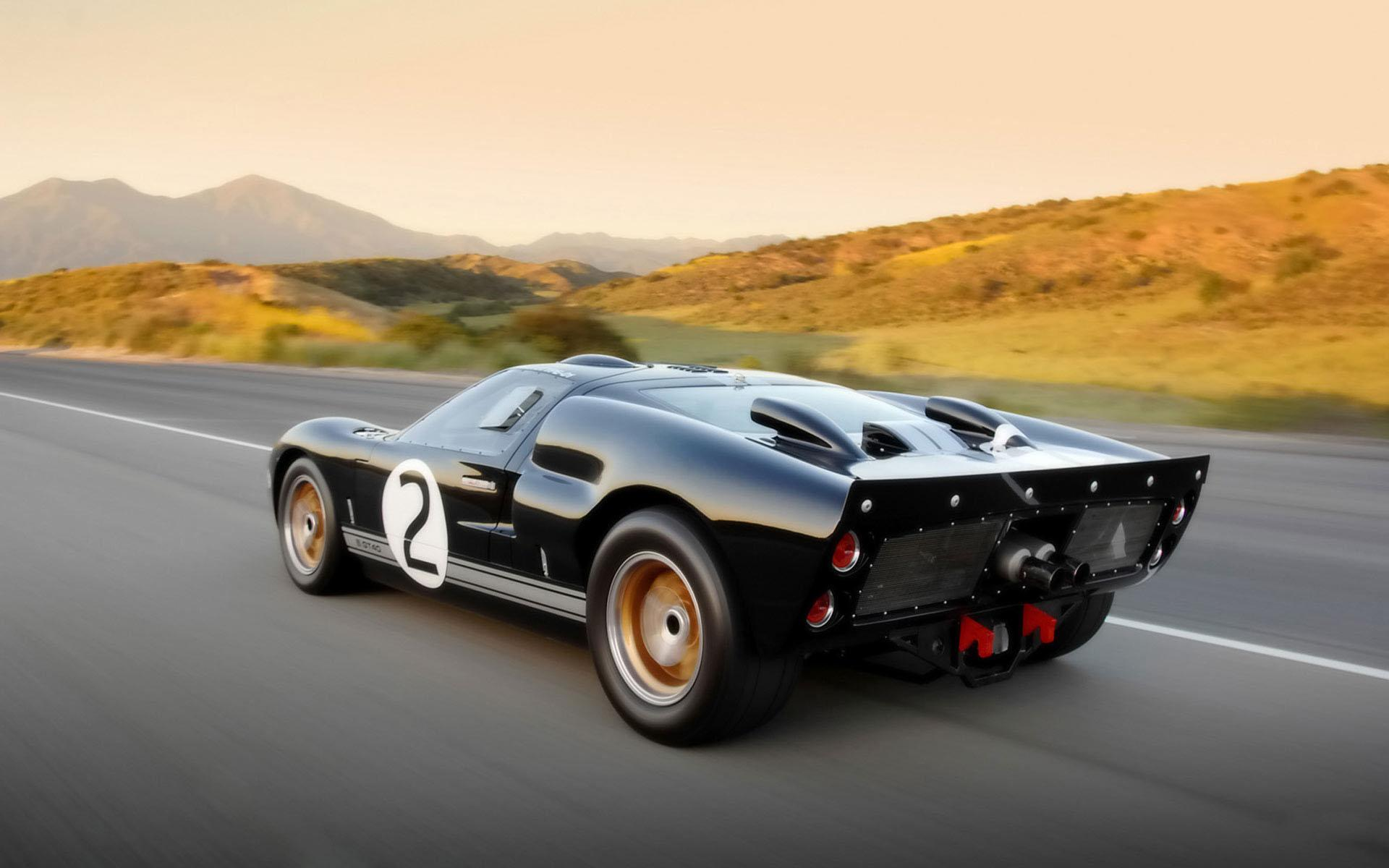 Shelby 85th Commemorative GT40 1920x1200