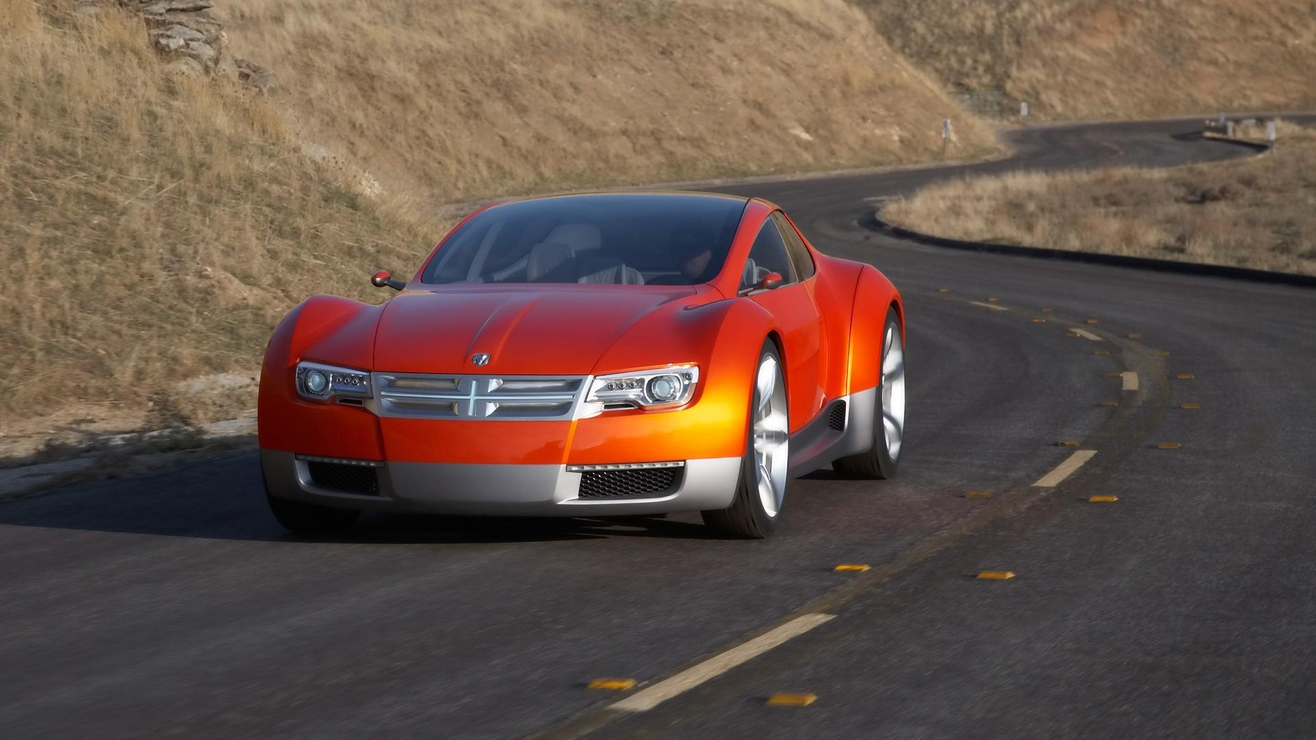 2008 Dodge Zeo Concept Front Angle Speed 1920x1080