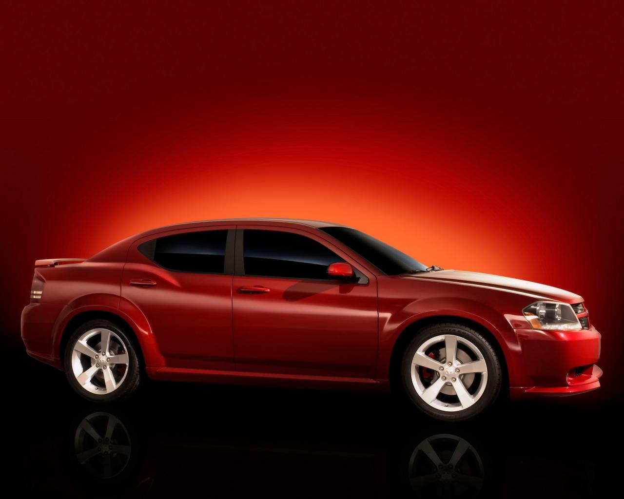2006 Dodge Avenger Concept Side 1280x1024