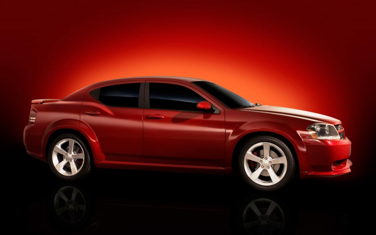2006 Dodge Avenger Concept Side 1280x800