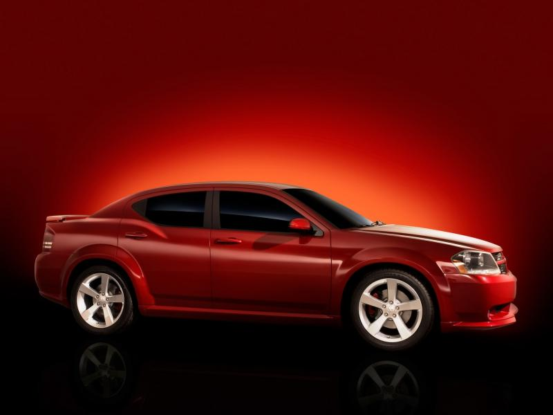 2006 Dodge Avenger Concept Side 800x600