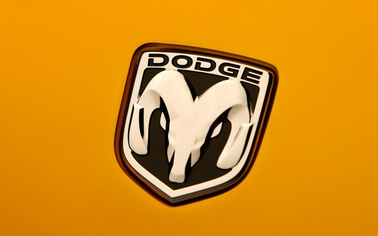 2007 Dodge Demon Roadster Concept Emblem 1280x800