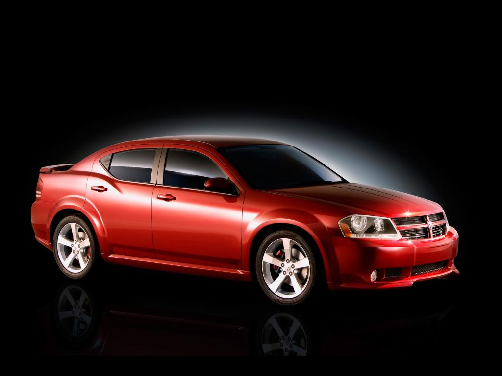 2006 Dodge Avenger Concept Front And Side 1024x768