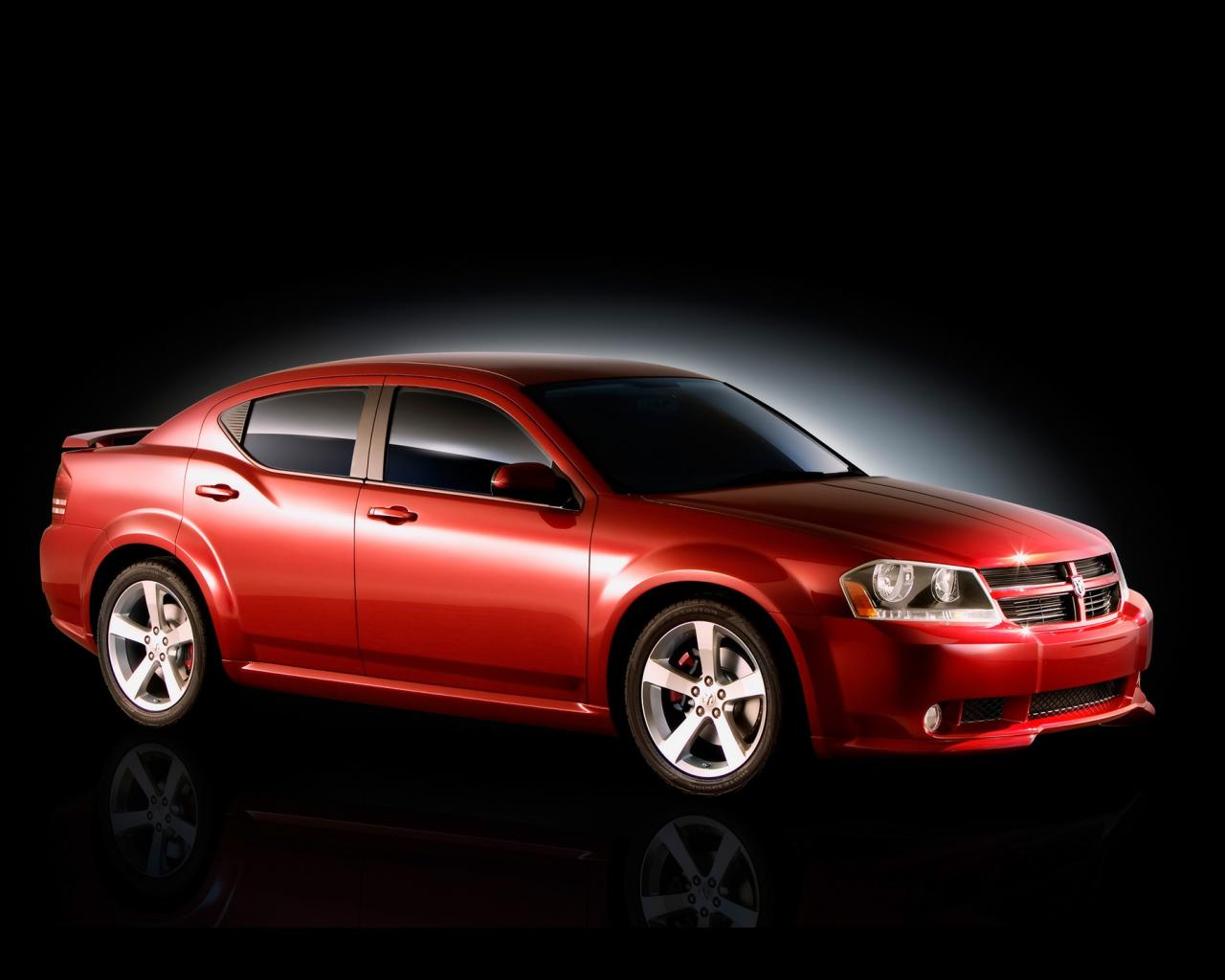 2006 Dodge Avenger Concept Front And Side 1280x1024