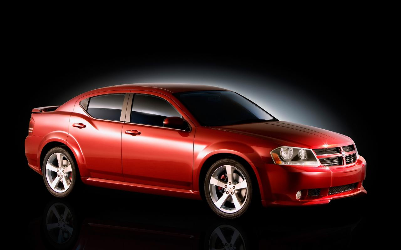 2006 Dodge Avenger Concept Front And Side 1280x800