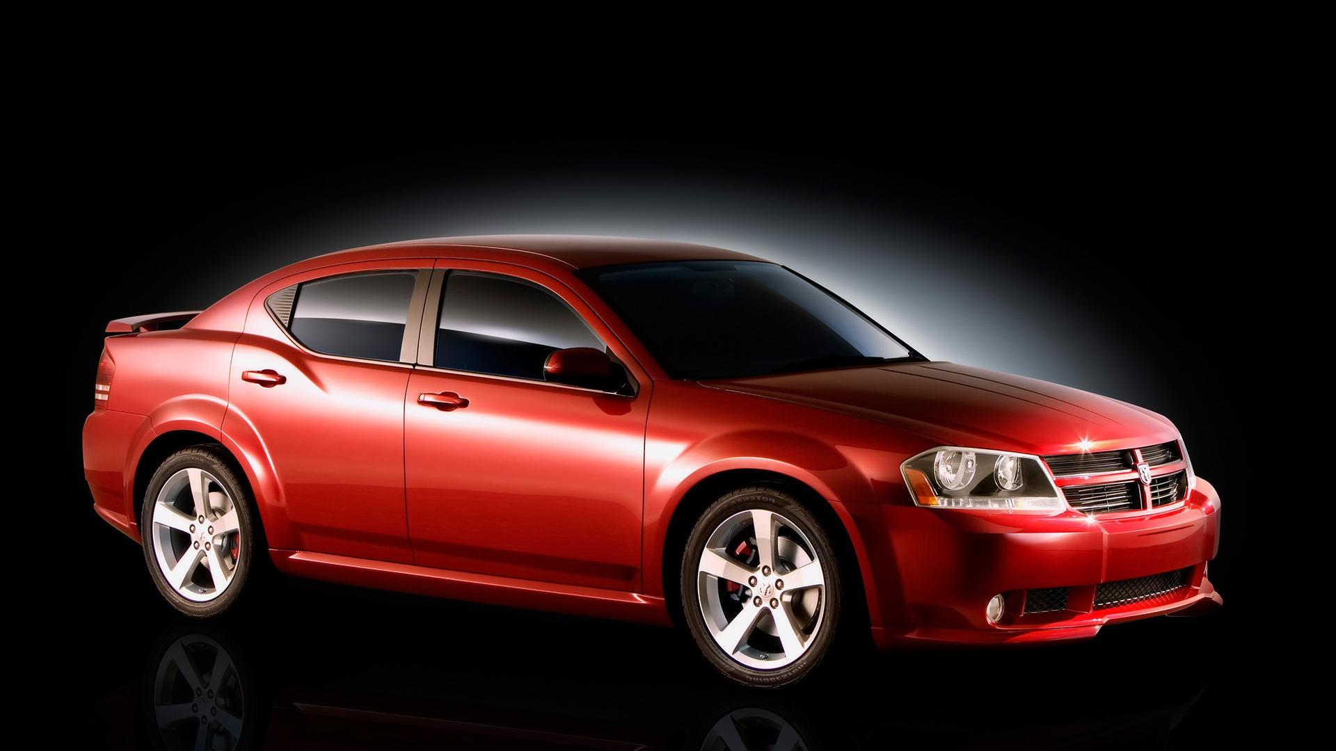 2006 Dodge Avenger Concept Front And Side 1920x1080