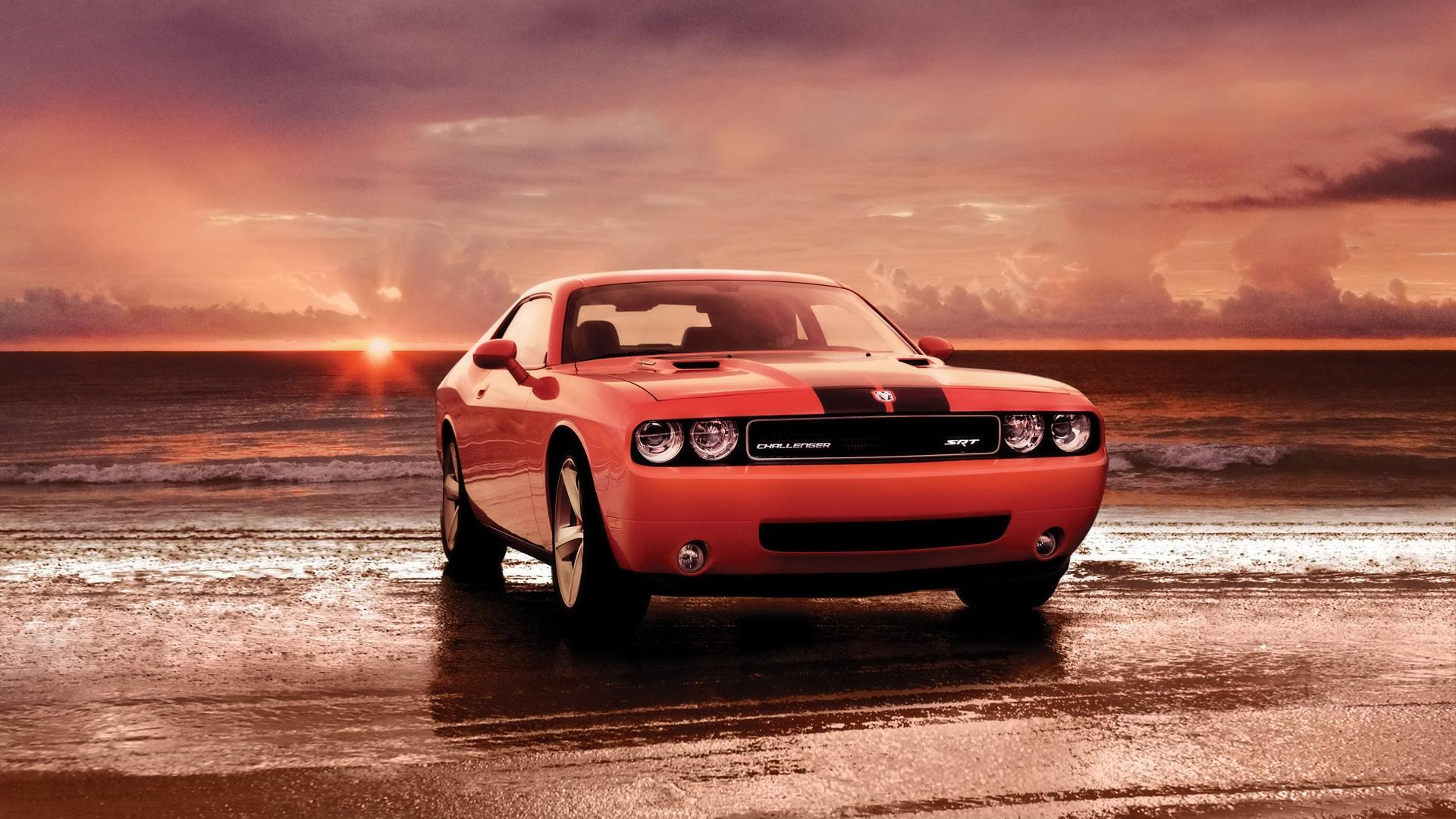 2008 Dodge Challenger Srt8 Front Shore 1920x1080