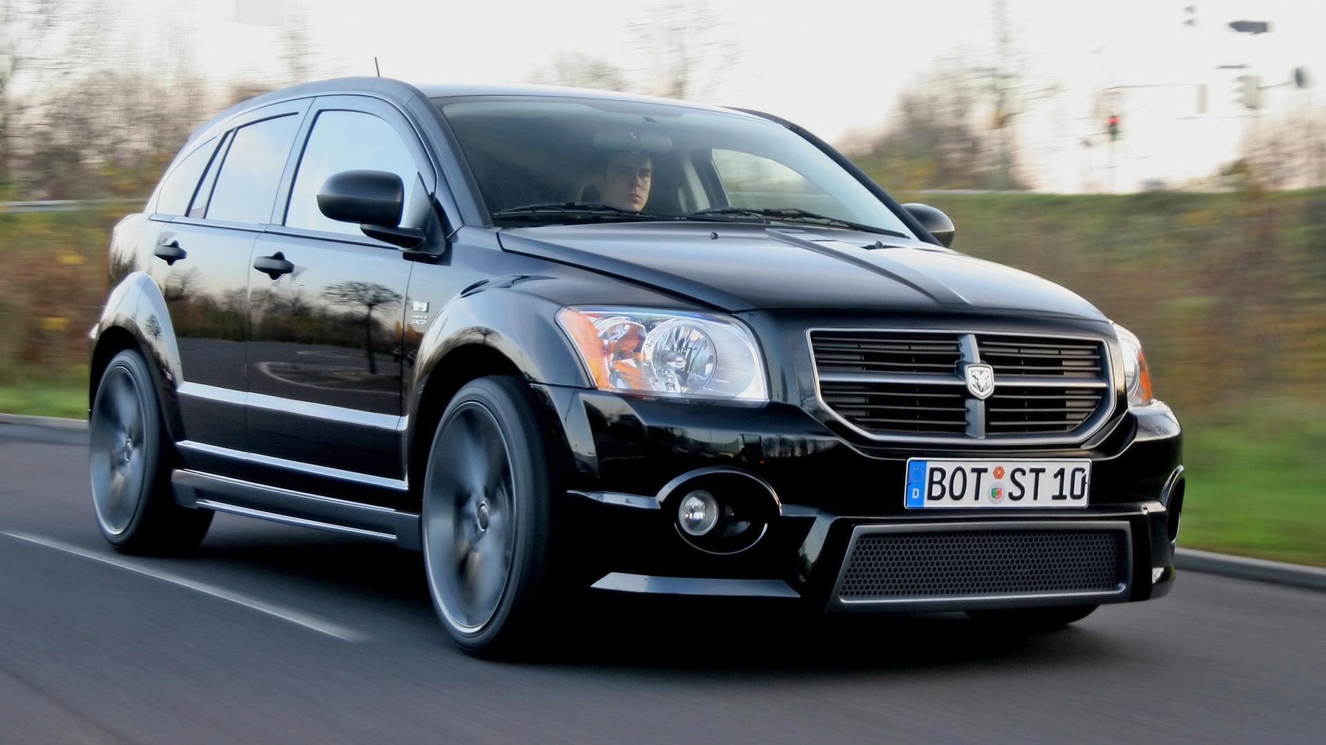 2007 Startech Dodge Caliber Front And Side Speed 1920x1080