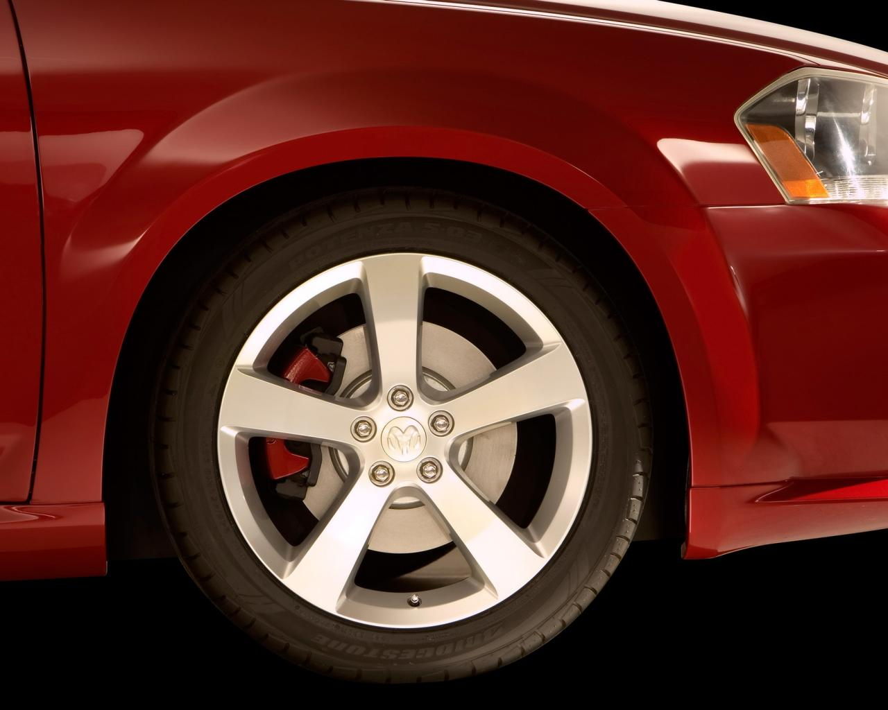 2006 Dodge Avenger Concept Wheel 1280x1024