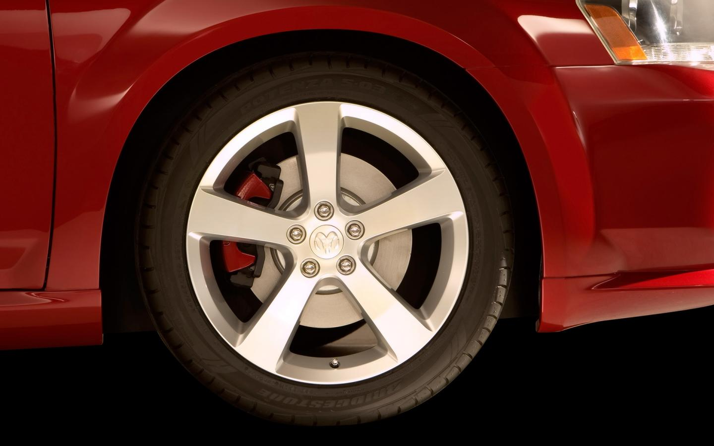 2006 Dodge Avenger Concept Wheel 1440x900