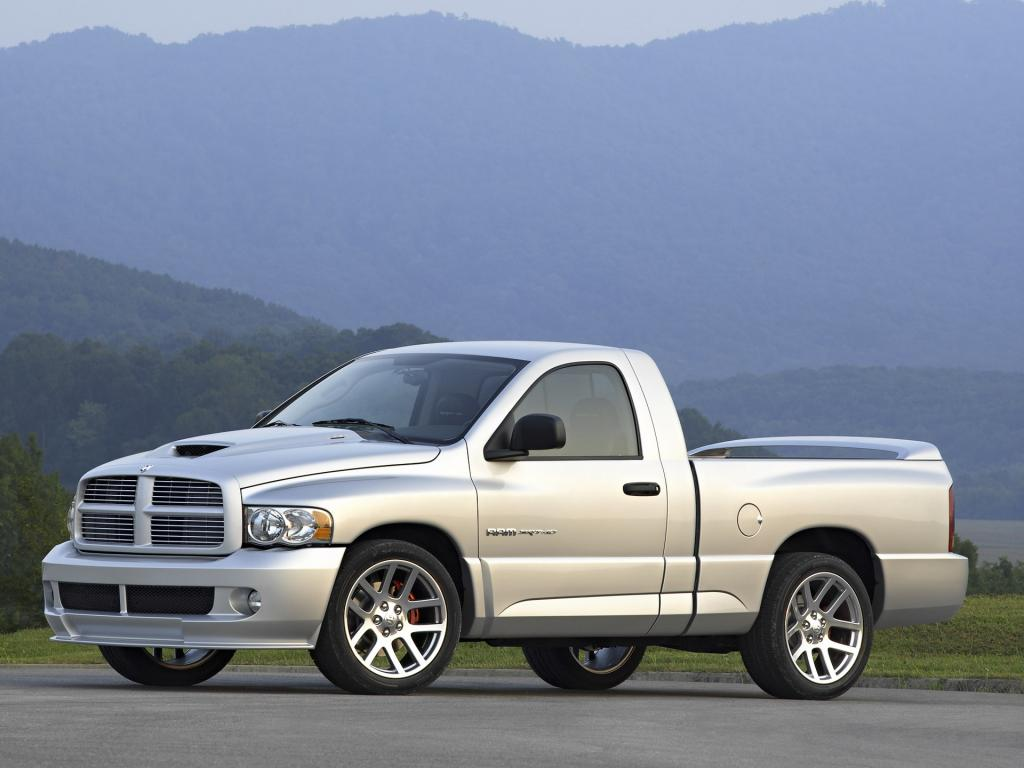 2004 Dodge Ram Srt 10 Side Angle 1024x768
