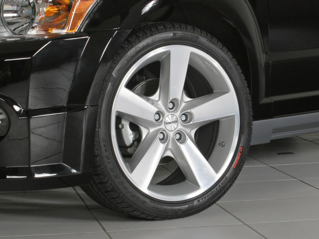 2007 Startech Dodge Caliber Wheel 1024x768